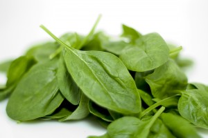 Spinach naturally boosts testosterone