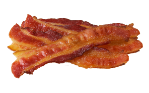 bacon naturally boosts testosterone