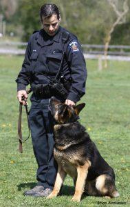 Todd Lamb - Canine Handler