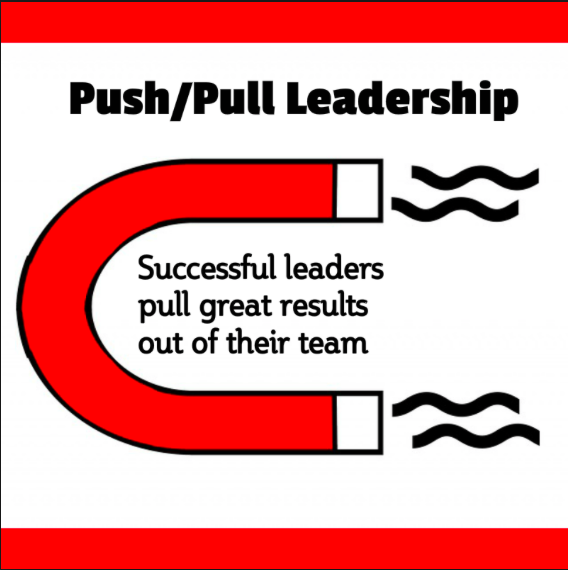 Push Pull Leadership - Todd Lamb